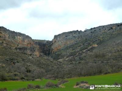 Barranco Río Dulce; material senderismo; rutas para niños;senderismo españa semana santa